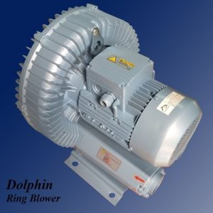 Máy Thổi Khí Con Sò Dolphin DB-370S